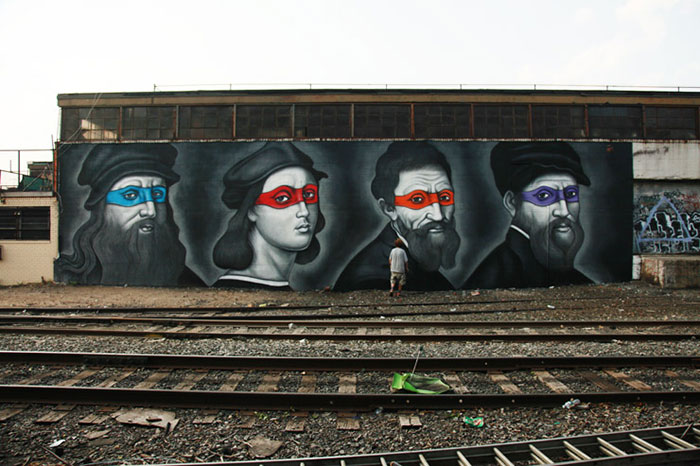 renaissance-artists-teenage-mutant-hero-turtles-mural-owen-dippie-new-york-6