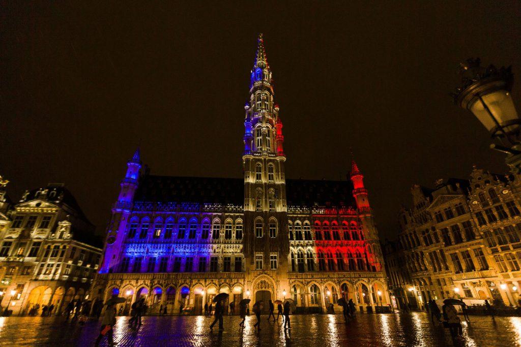 Градският съвет на Брюксел