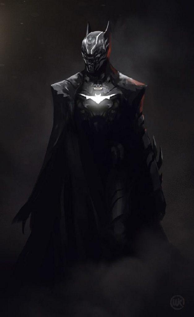 Batman-Redesigned