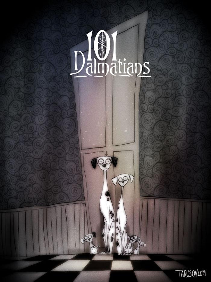 """""""101 далматинци"""""""