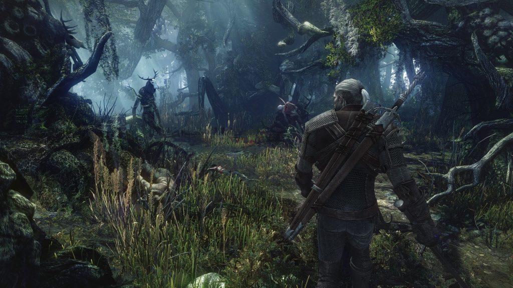 The Witcher 3: Wild Hunt бе отличен като играта с най-добра история за изминалата година