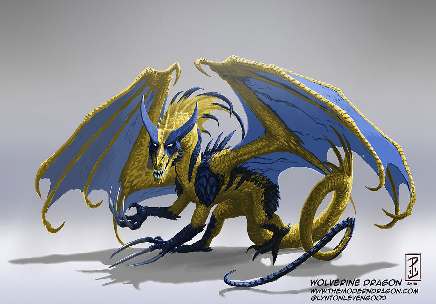 I-Re-Imagined-Popular-Comic-Characters-as-Dragons-571f3cd7600ba__880