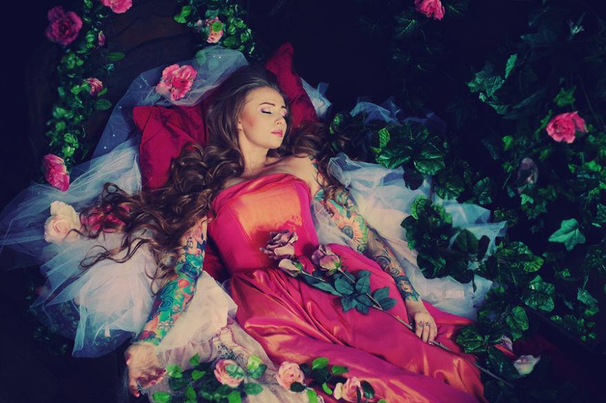 """""""Спящата красавица"""""""