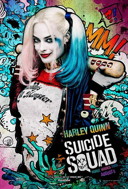 Марго Роби като Harley Quinn
