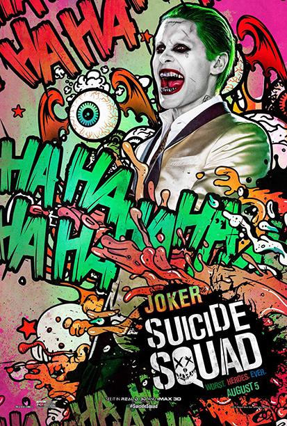 Джаред Лето като Joker