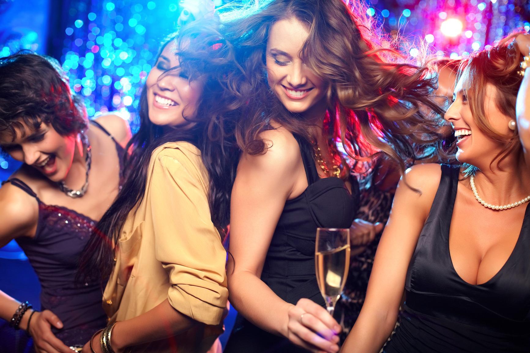 Картинки в клубе ночном фото