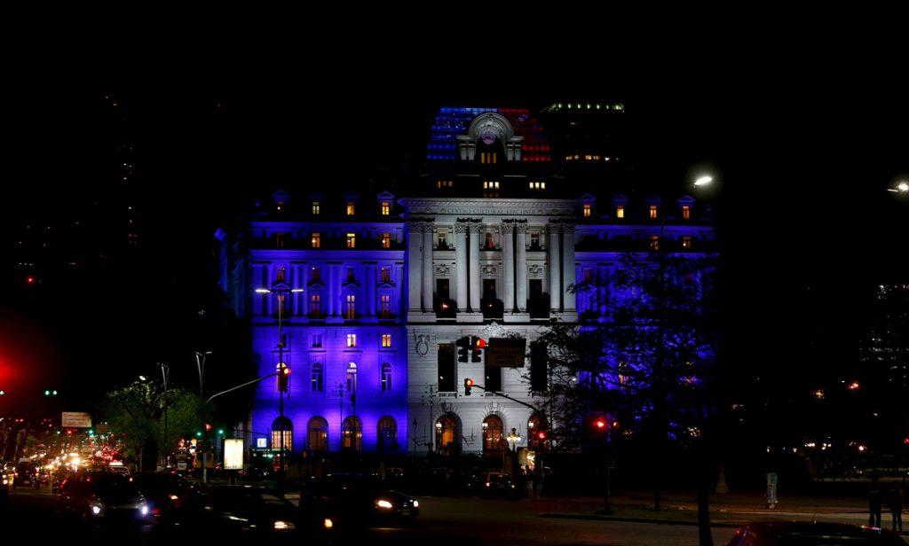 Аржентинската столица Буенос Айрес