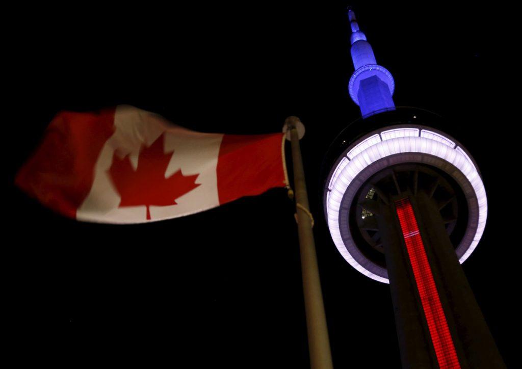 CN Tower в Торонто