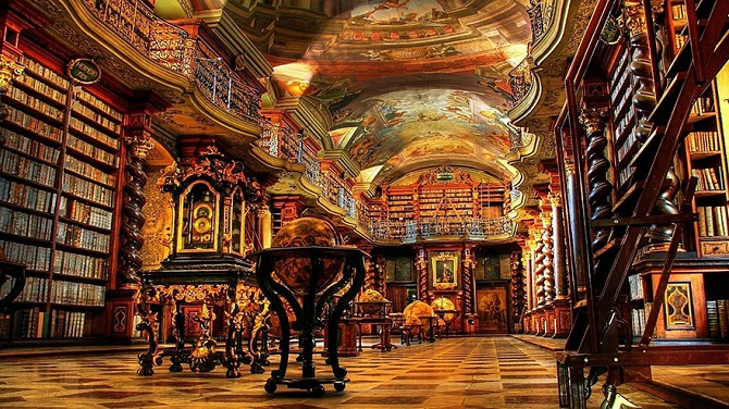 1-The-National-Library-Of-Prague-Prague-Czech-Republic