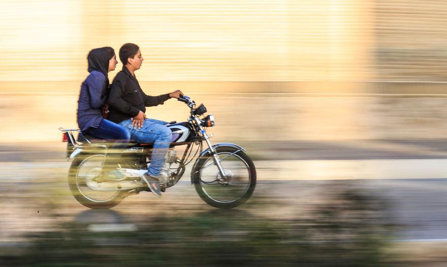 Живот на скорост... отново в Шираз