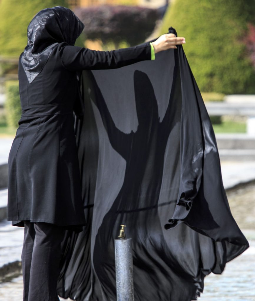 Сенки в Есфахан