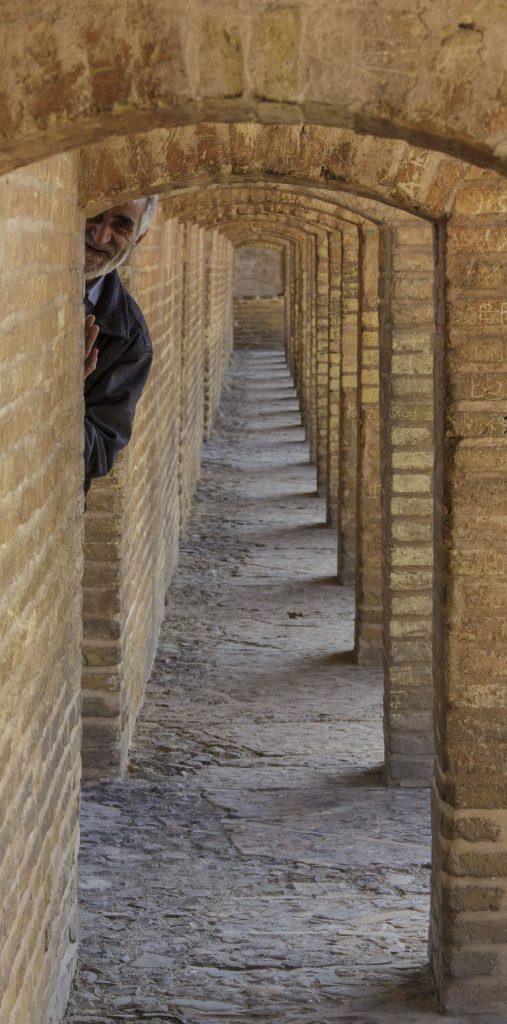 Игра на криеница, отново в Есфахан