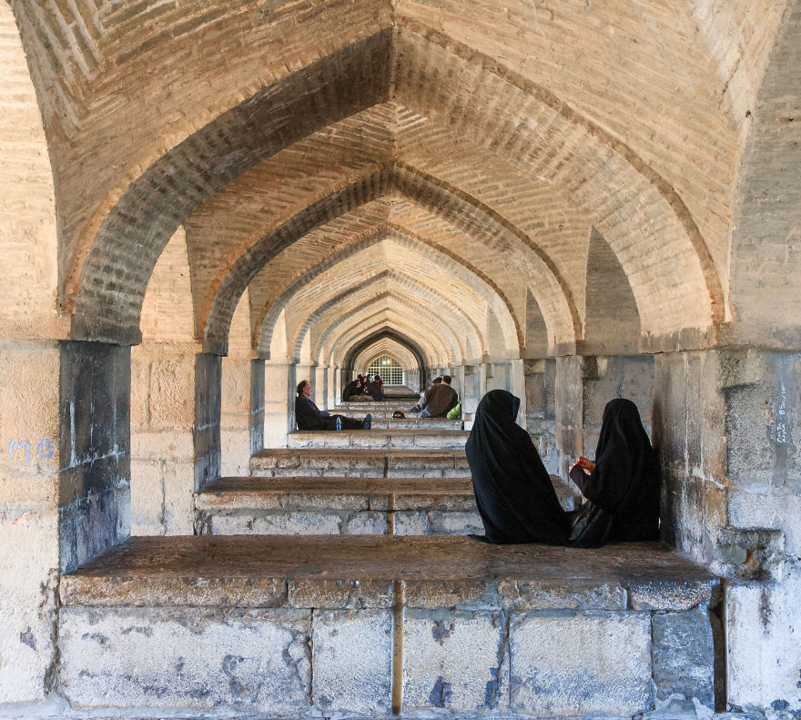 Почивка в Сео со Пол, Есфахан