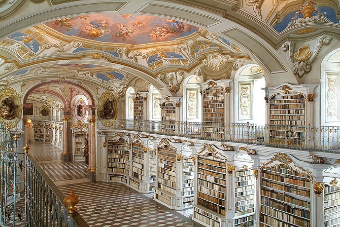 4-The-Admont-Library-Admont-Austria