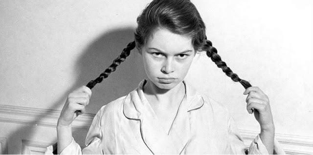 Young Brigitte Bardot (1)