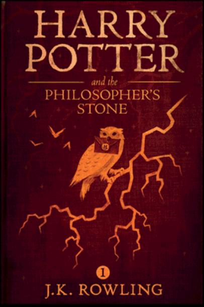 """""""Хари Потър и Философският камък"""" от Оли Мос"""