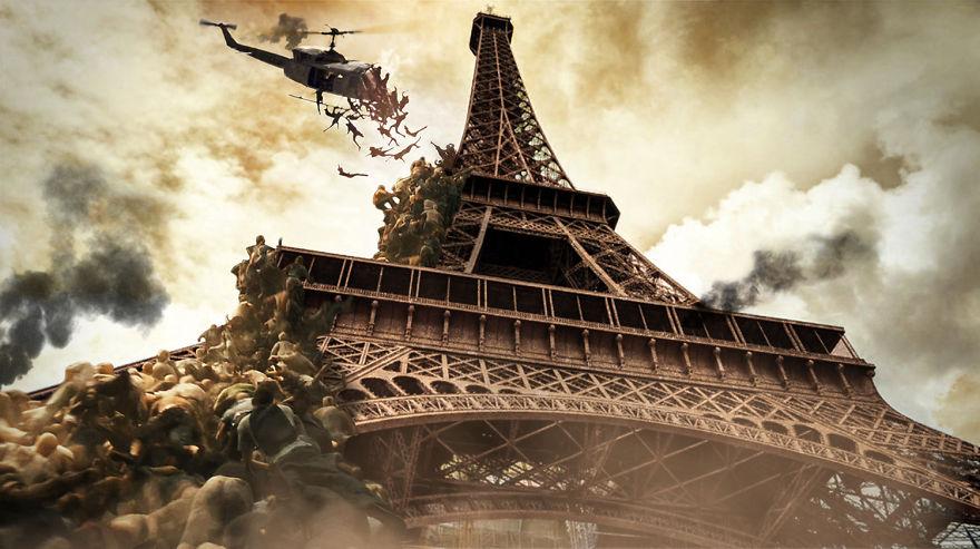 ... и отново Айфеловата кула