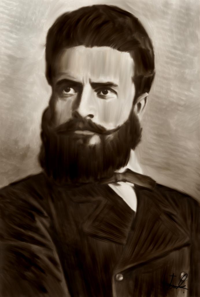 Христо Ботев от Ива Тошкова