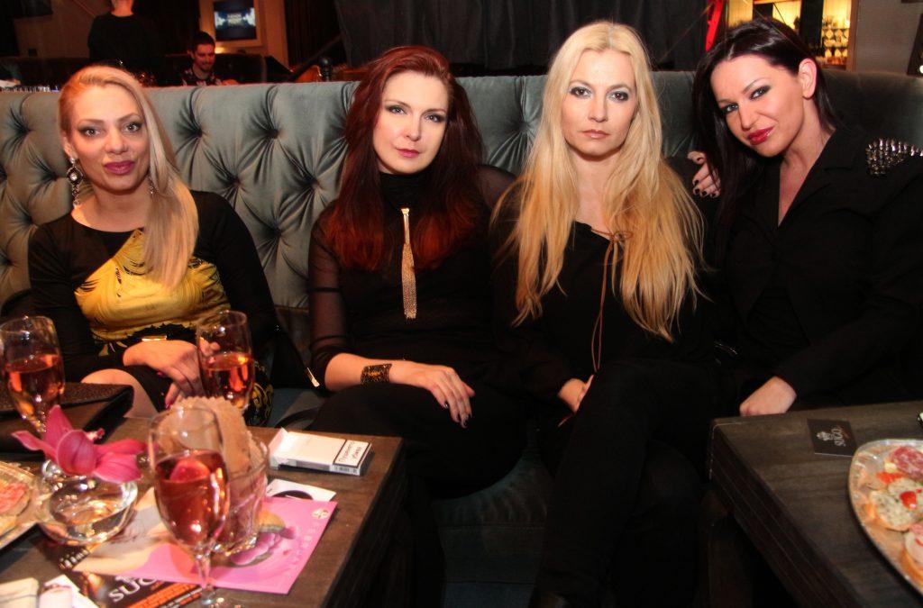 Жени Калканджиева бе специален гост на събитието Fashion Night 2016 - Luxury Edition