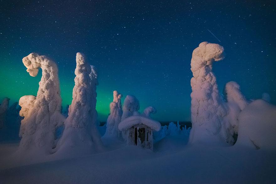 Мистичност във Финландия