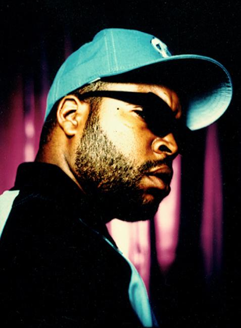 Един от създателите на N.W.A. Ice Cube