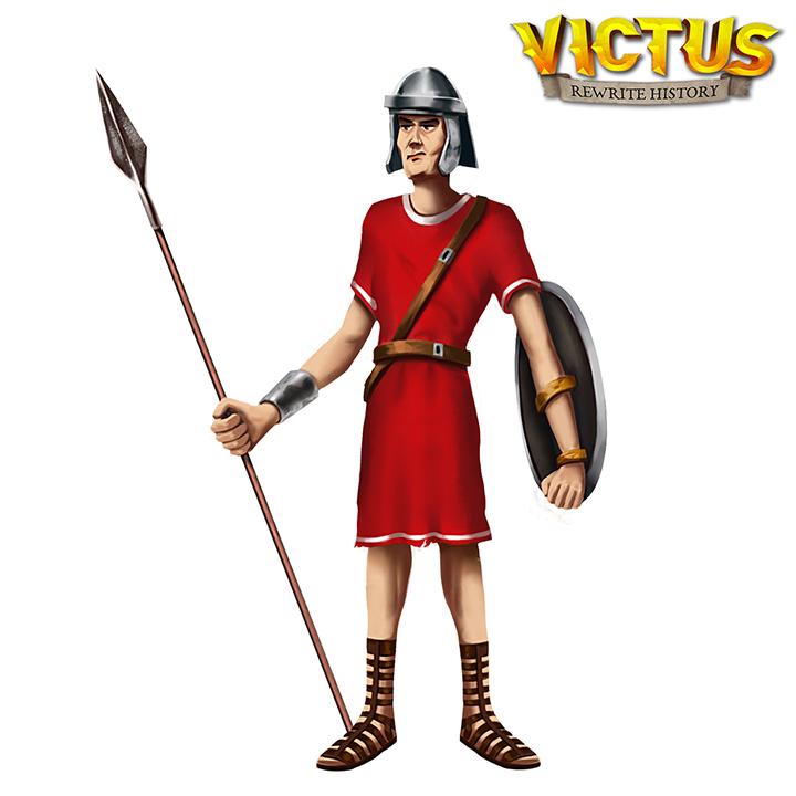 Victus Game: Rewrite History