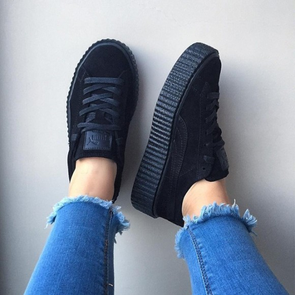 puma fenty by rihanna creeper цена