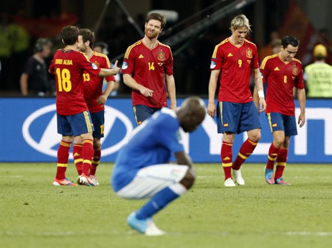 На Евро 2012 Испания разпердушини Италия, но сега нещата могат да бъдат различни