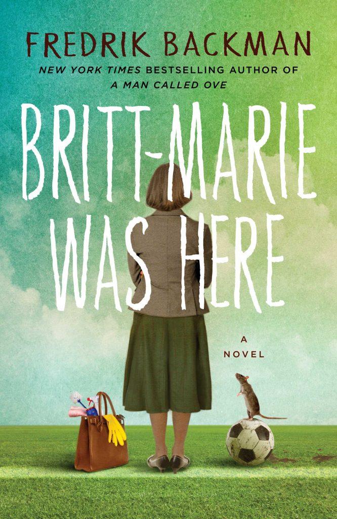 """Брит-Мари беше тук"""