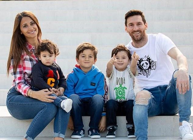 Меси семейство