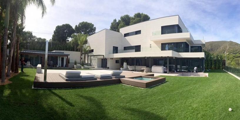Лео Меси къща