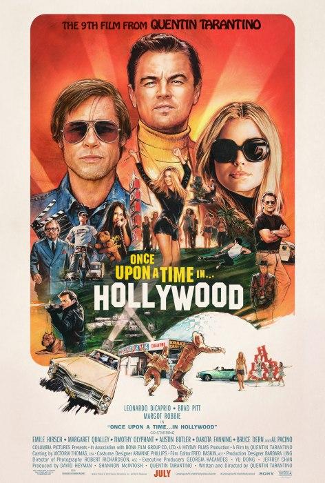 Имало едно време в Холивуд