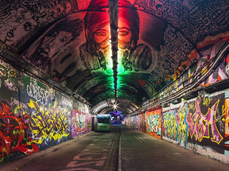 Leake Street Tunnel