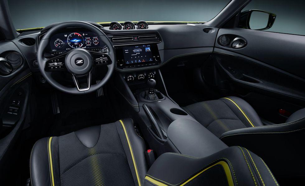 Nissan Z Proto (400Z)